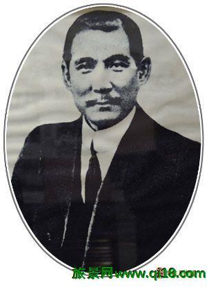 1912年的孙中山